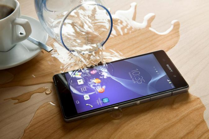 Sony Xperia Z2 Waterproof Phone Features Ultra-HD Video Recording