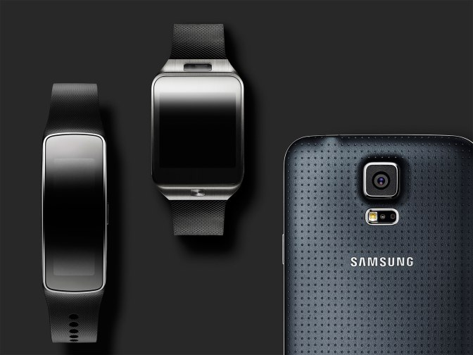 Samsung Unveils The Galaxy Gear 2, Gear 2 Neo And Gear Fit