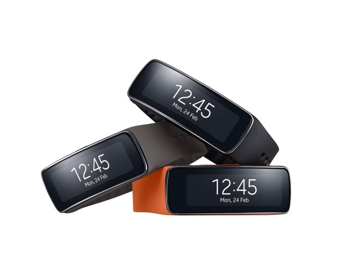 Depending On Price, The Samsung Gear Fit Could Dominate The Wearables Market