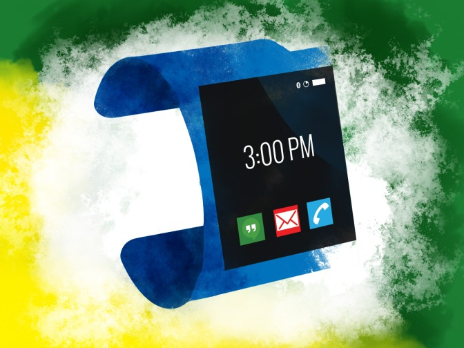 The Google Smartwatch Is Real, And It's Coming Soon (But Maybe Not Too Soon)