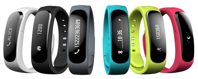 Wearables Attack! Huawei Announces A Fitness Band That's Also A Bluetooth Headset