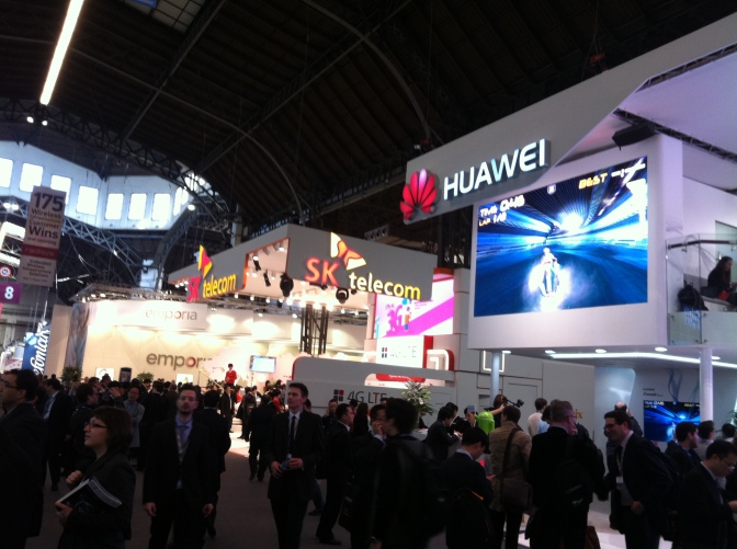All The News From Mobile World Congress '14