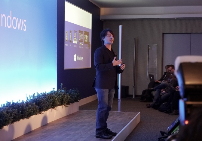 """""""We Love Touch"""" But Windows 8.1 To Focus On Non-Touch; Windows Phone Eyes Wide-Ranging OEM Plan"""
