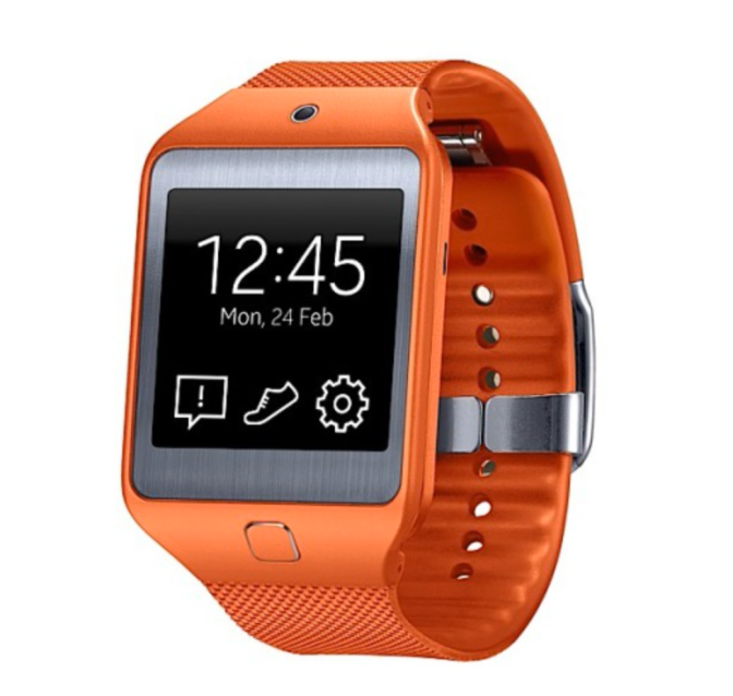 Samsung Announces The Galaxy Gear 2 Smart Watch With Better Battery And Tizen OS, Coming In April