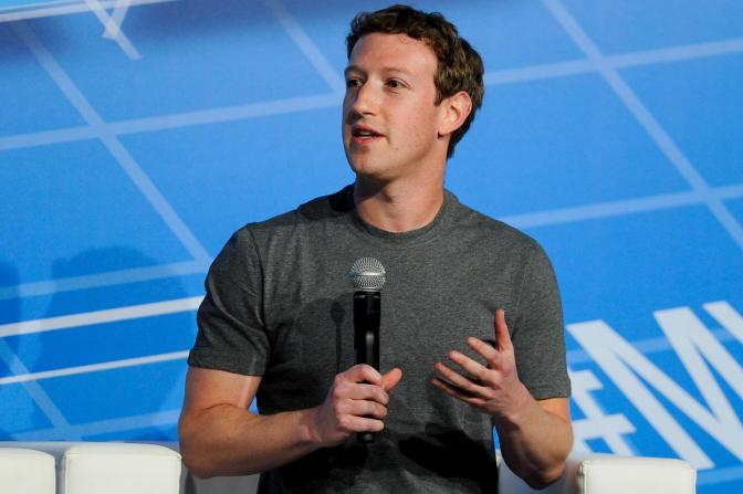 Zuckerberg Talks WhatsApp and Internet Access for All