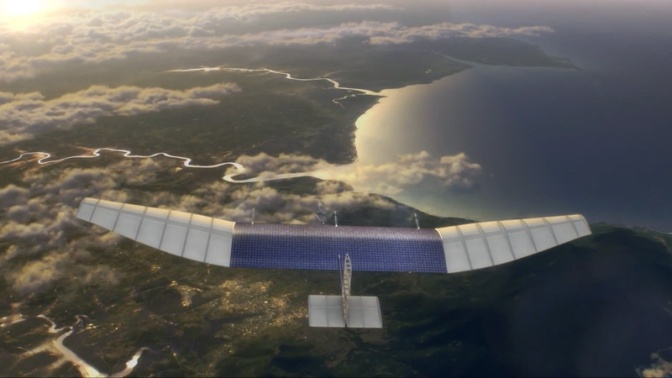 "Facebook Will Deliver Internet Via Drones With ""Connectivity Lab"" Project Powered By Acqhires From Ascenta"