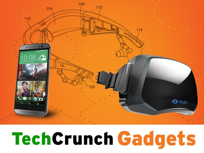 This Week On The TC Gadgets Podcast: Facebook Oculus, HTC One, And Microsoft's Glass Clone