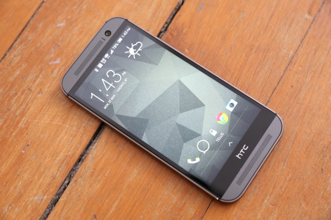HTC One (M8) Review: The New Best Android Smartphone