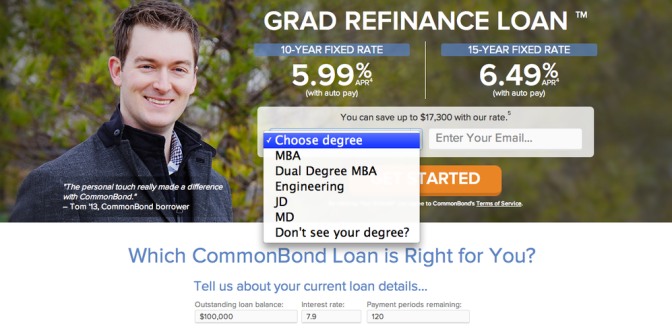 With Over $100M Raised, P2P Lending Platform CommonBond Expands To 100 Programs To Help Grad Students Reduce Debt