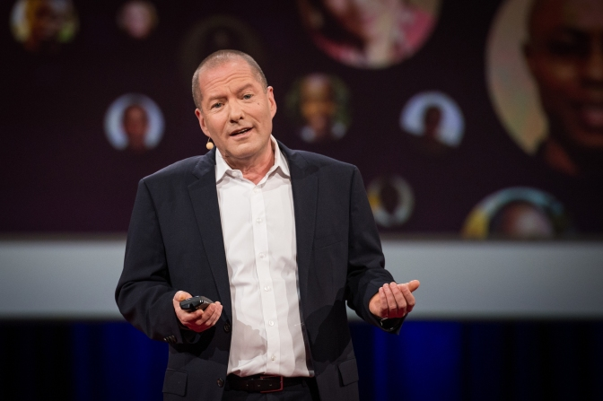 Tuition-free education for the world: Shai Reshef at TED2014