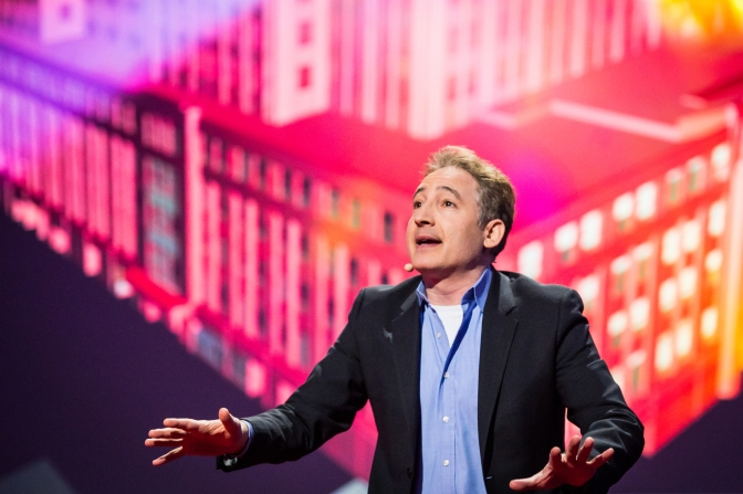 The history and future of the Universe in four minutes: Brian Greene at TED2014